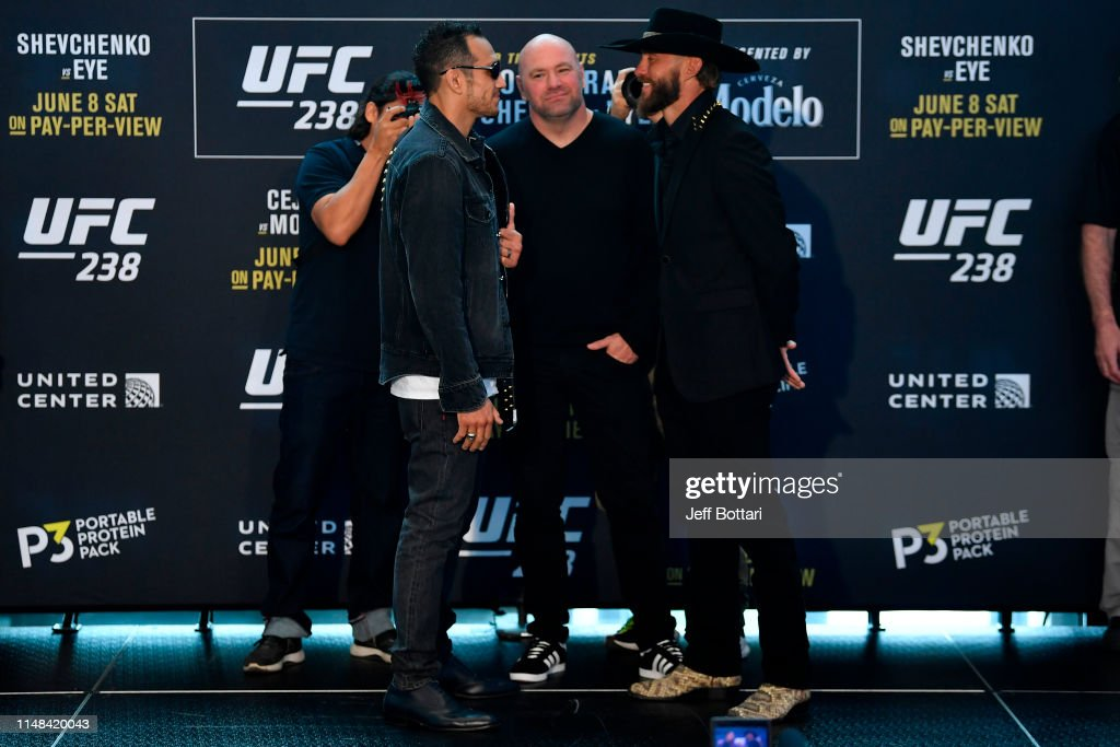 UFC 238: Ultimate Media Day : News Photo