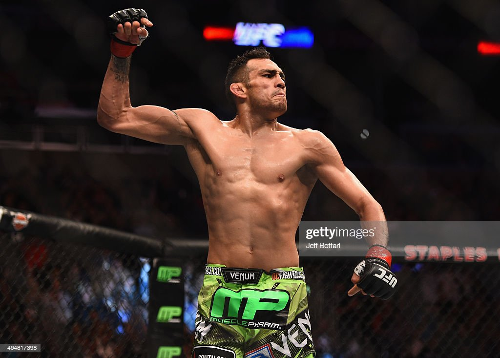 UFC 184: Ferguson v Tibau : News Photo