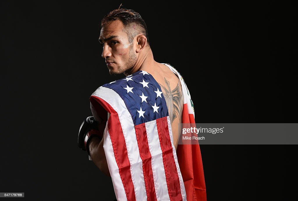 UFC Fight Night: McDonald vs Lineker