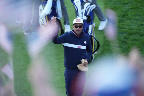 WI: 43rd Ryder Cup - Morning Foursome Matches