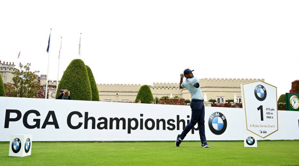 GBR: BMW PGA Championship - Previews