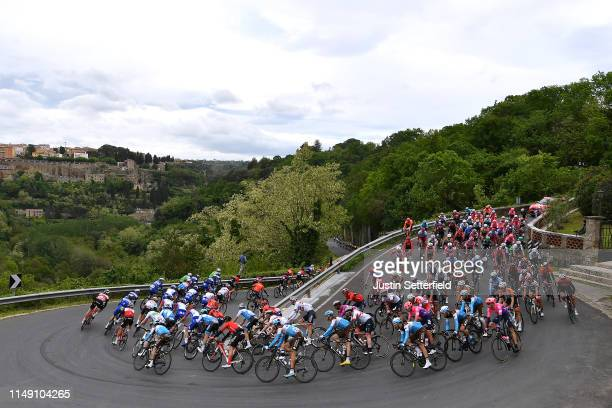 Tony Gallopin of France and Team AG2R La Mondiale / Francois Bidard of France and Team AG2R La Mondiale / Ben Gastauer of Luxembourg and Team AG2R La...