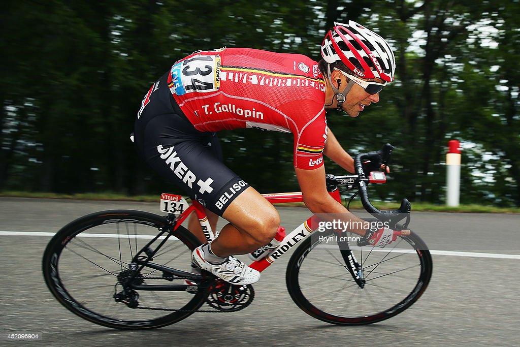 Le Tour de France 2014 - Stage Nine : News Photo