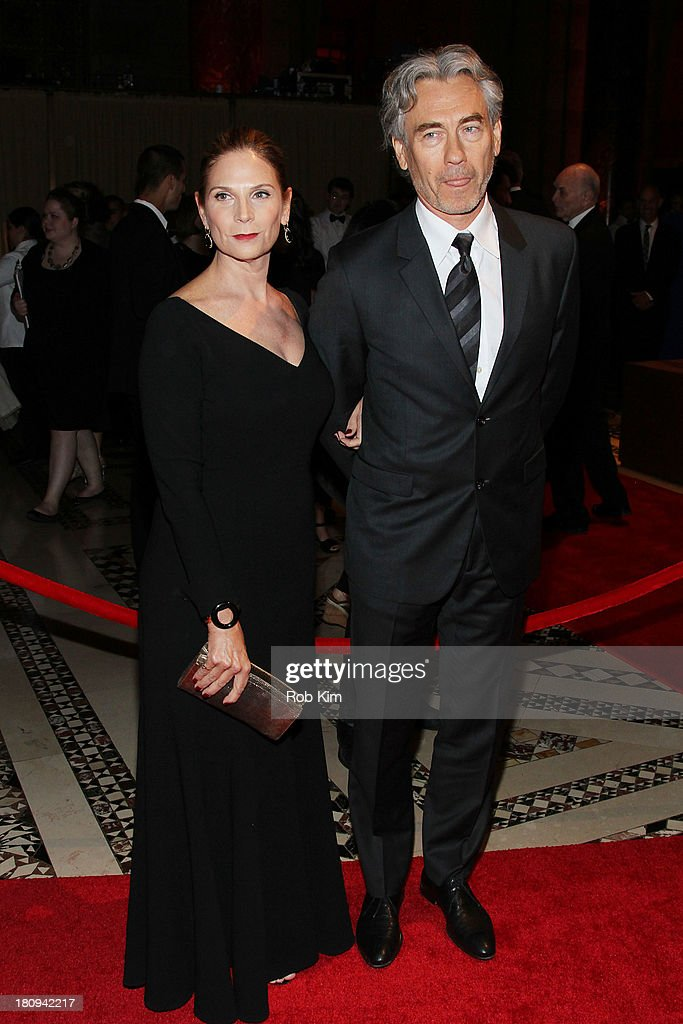 Tony Gilroy and Susan Gilroy attend New Yorkers For Children Presents 14th Annual Fall Gala benefiting youth in foster care at Cipriani 42nd Street on September 17, 2013 in New York City.