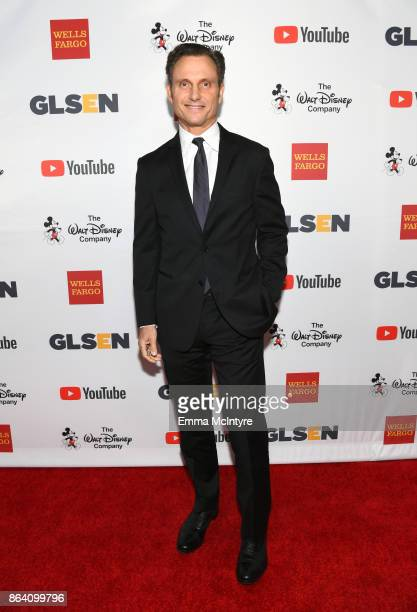 Tony Goldwyn at the 2017 GLSEN Respect Awards at the Beverly Wilshire Hotel on October 20 2017 in Los Angeles California