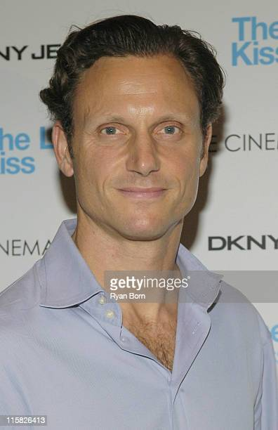 Tony Goldwyn at The Cinema Society and DKNY Jeans Special Screening of 'The Last Kiss'