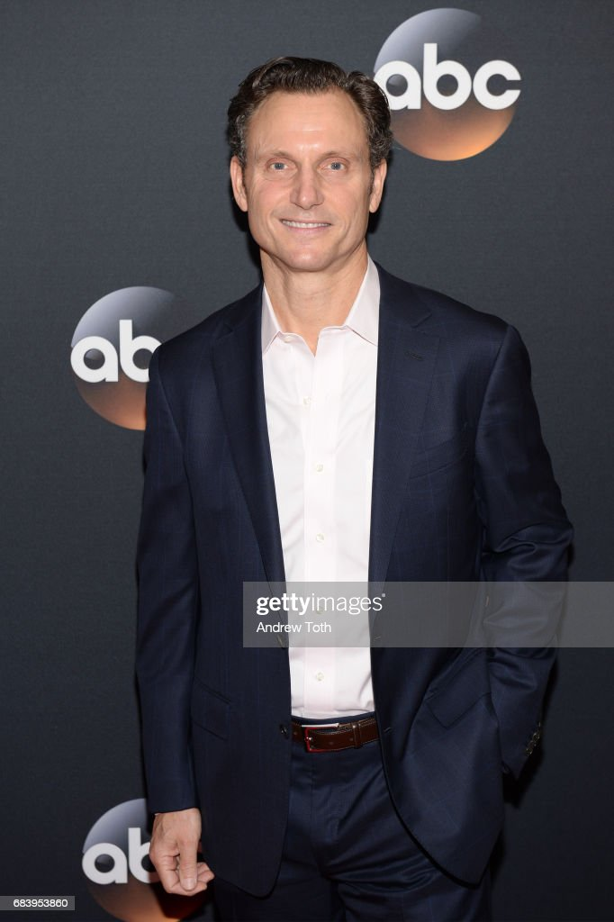 Tony Goldwyn attends the 2017 ABC Upfront on May 16, 2017 in New York City.