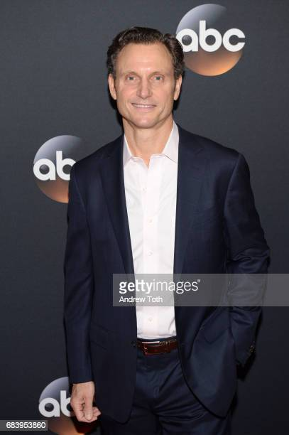 Tony Goldwyn attends the 2017 ABC Upfront on May 16 2017 in New York City