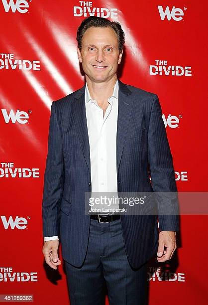 Tony Goldwyn attends 'The Divide' series premiere at Dolby 88 Theater on June 26 2014 in New York City