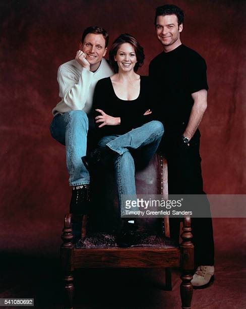 Tony Goldwyn Diane Lane and Liev Schreiber