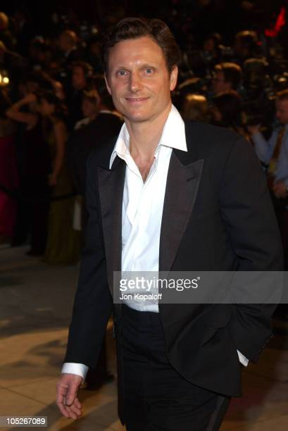 Tony Goldwyn during 2004 Vanity Fair Oscar Party at Mortons in Beverly Hills California United States