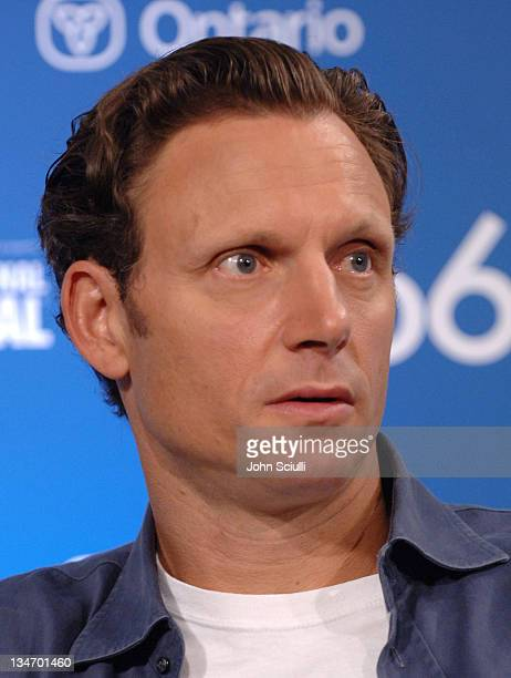 Tony Goldwyn during 31st Annual Toronto International Film Festival 'The Last Kiss' Press Conference at Sutton Place Hotel in Toronto Ontario Canada