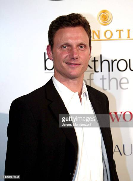 Tony Goldwyn during Movieline's Hollywood Life's 3rd Annual 'Breakthrough of the Year' Award at The Highlands Club in Los Angeles California United...