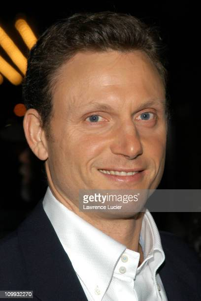 Tony Goldwyn during The Last Samurai New York Premiere at The Zeigfeld Theater in New York City New York United States