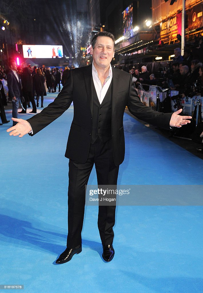 """Eddie The Eagle"" European Premiere - VIP Arrivals : News Photo"