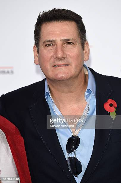 Tony Hadley attends the 'Soul Boys of the Western World' Photocall during the 9th Rome Film Festival on October 20 2014 in Rome Italy