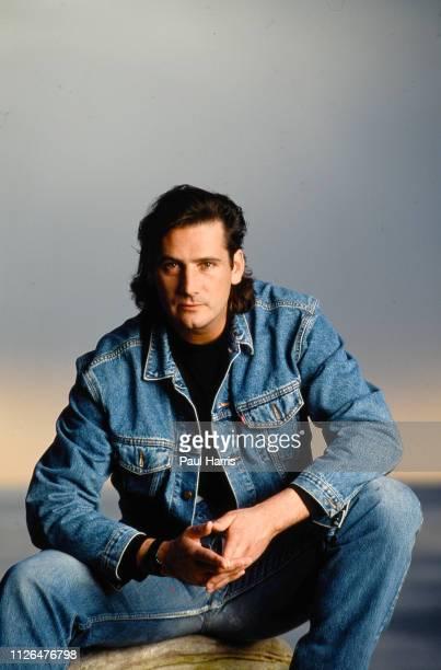 Tony Hadley of Spandau Ballet photographed June 18 1992 in Malibu California n