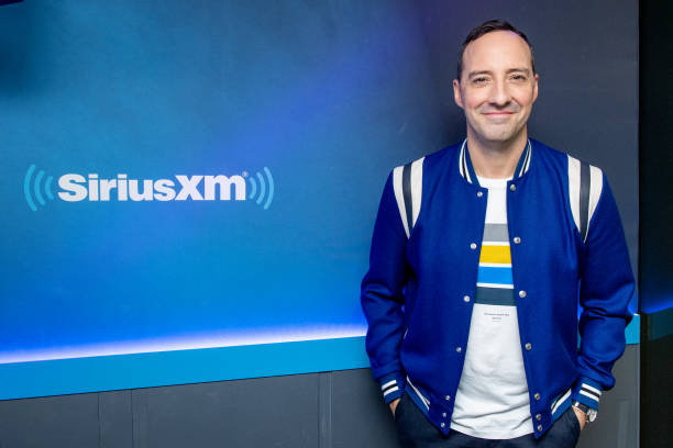 NY: Celebrities Visit SiriusXM - June 17, 2019