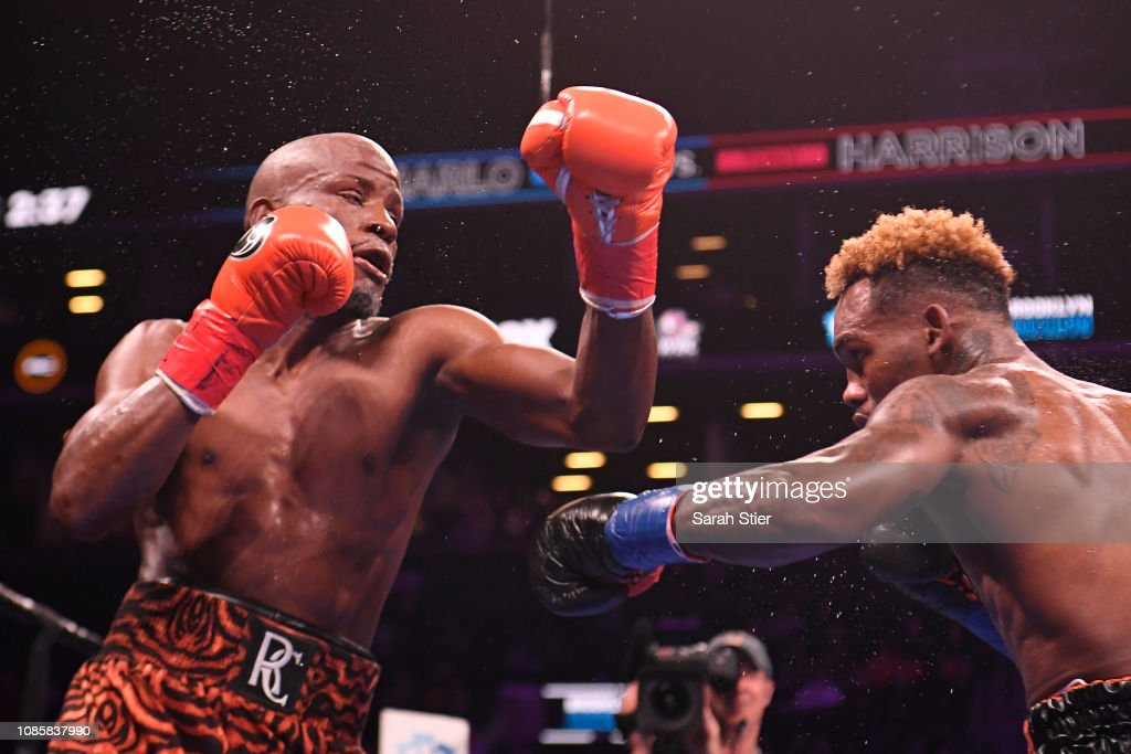 Premier Boxing Champions - Jermell Charlo vs. Tony Harrison : ニュース写真