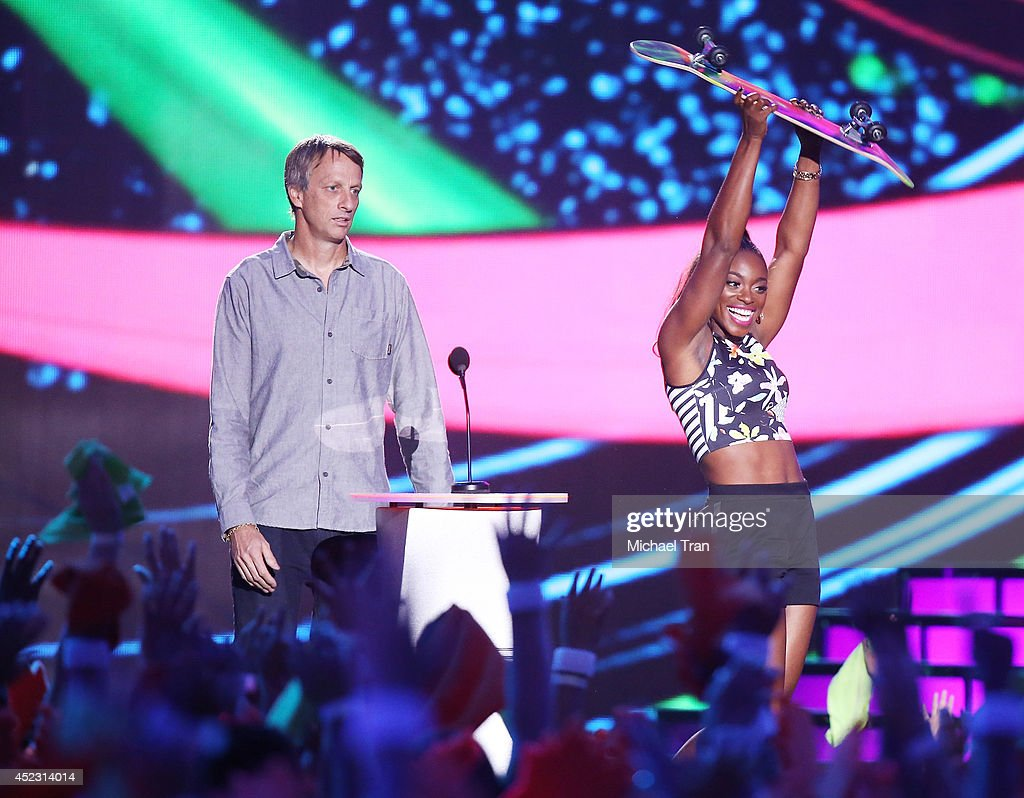 Nickelodeon Kids' Choice Sports Awards 2014 - Show : News Photo