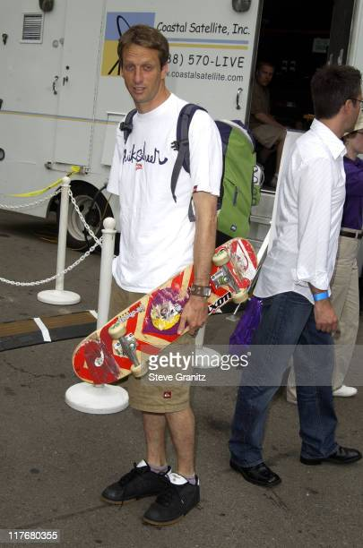 Tony Hawk at the Target A Time for Heroes Celebrity Carnival Benefitting the Elizabeth Glaser Pediatric AIDS Foundation