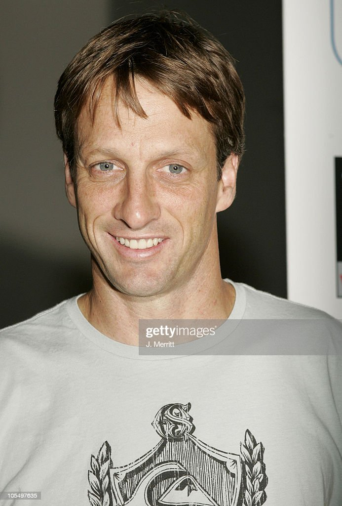 Tony Hawk during Billboard Magazine and A Diamond is Forever Host 'Millions in Diamonds on Ice' at Sagamore Hotel Pool in Miami, Florida, United States.