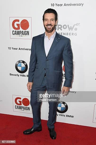 Tony Horton arrives at the 10th Annual GO Campaign Gala at Manuela on November 5 2016 in Los Angeles California