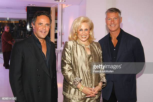 Tony Ingrao Harriette Rose Katz and Randy Kemper attend Tony Ingrao Randy Kemper Present DEVOLUTION by MARCO PEREGO at Ingrao Gallery on September 20...