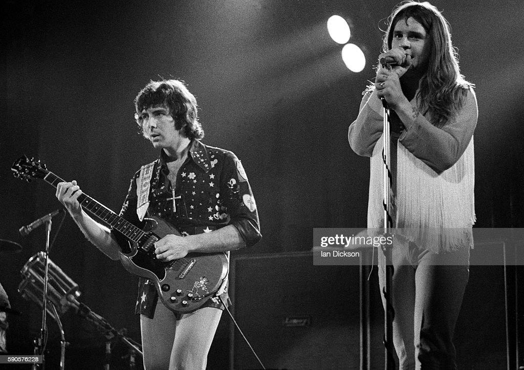 Black Sabbath : Fotografía de noticias