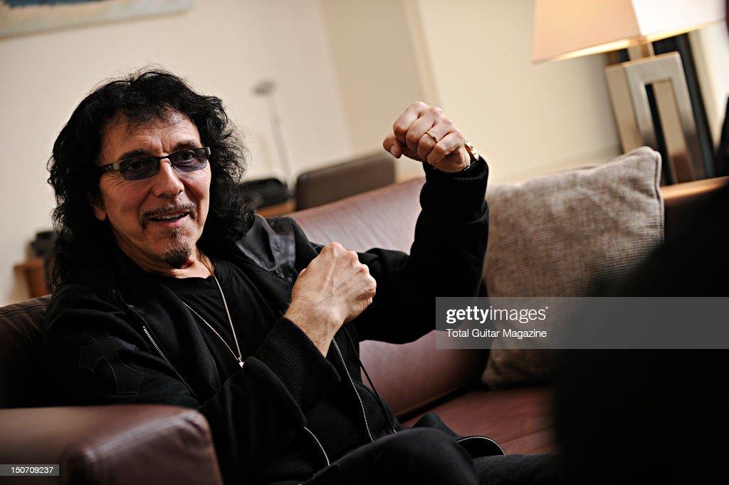 Tony Iommi Interview : Fotografía de noticias