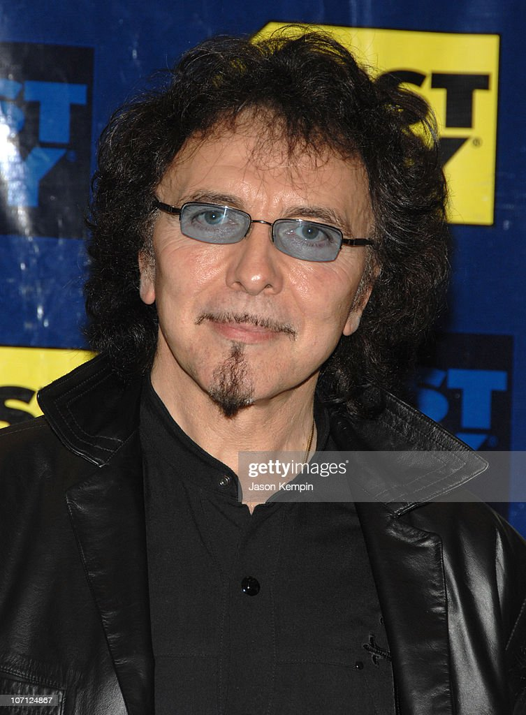 Tony Iommi during Black Sabbath In-Store Appearance For 'Heaven and Hell: The Dio Years' - April 3, 2007 at Best Buy - 5th Avenue in New York City, New York, United States.