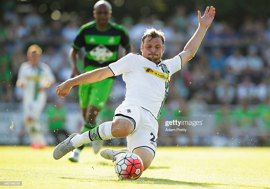 Borussia Moenchengladbach  v Swansea City - Preseason Friendly