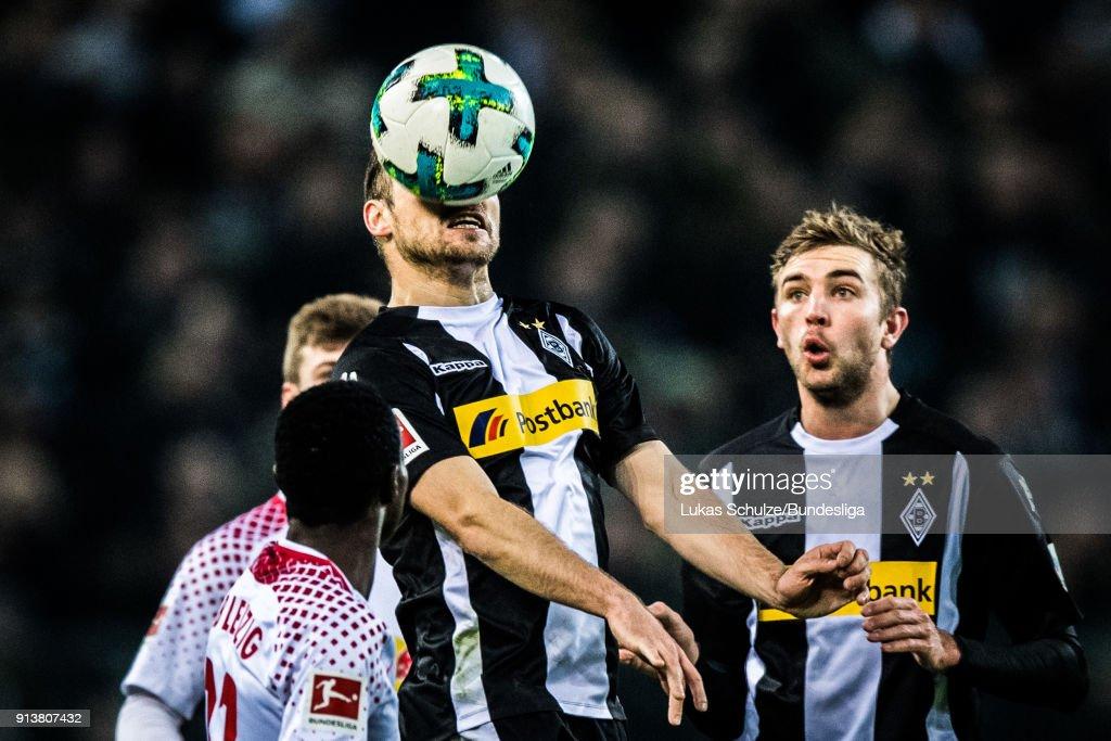 Borussia Moenchengladbach v RB Leipzig - Bundesliga