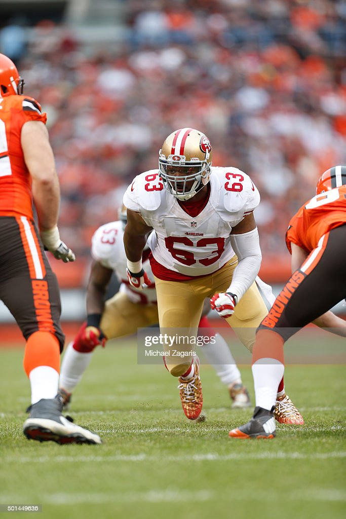 San Francisco 49ers v Cleveland Browns