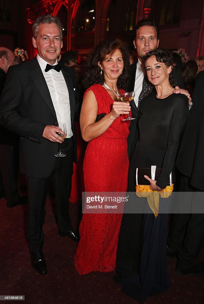 BFI Luminous Fundraising Gala - Cocktail Reception