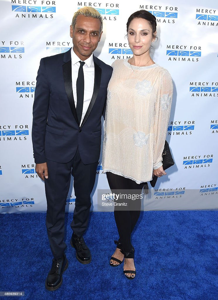 Mercy For Animals Presents The Hidden Heroes Gala : News Photo