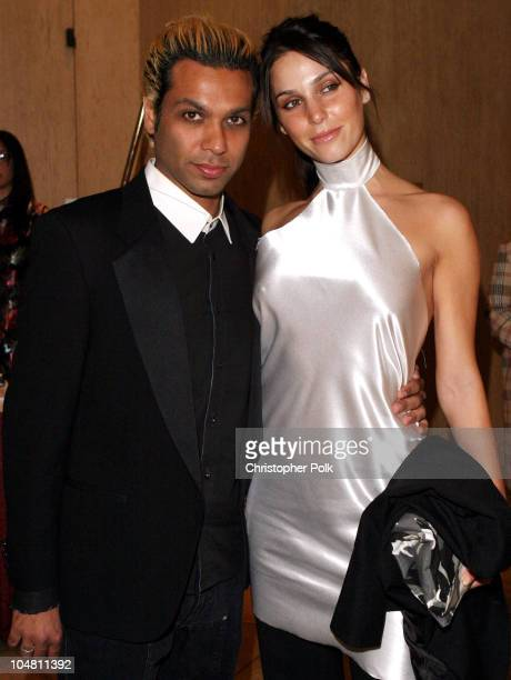 Tony Kanal and Erin Lokitz during Elvis Costello Recieves Founders Award at the 20th Annual ASCAP Pop Music Awards at The Beverly Hilton Hotel in...