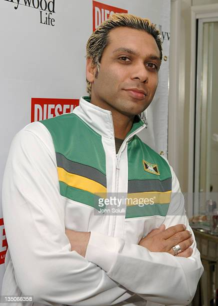Tony Kanal during Diesel Presents Young Hollywood Awards Countdown March 30 2006 at Liberace's Penthouse in Los Angeles California United States