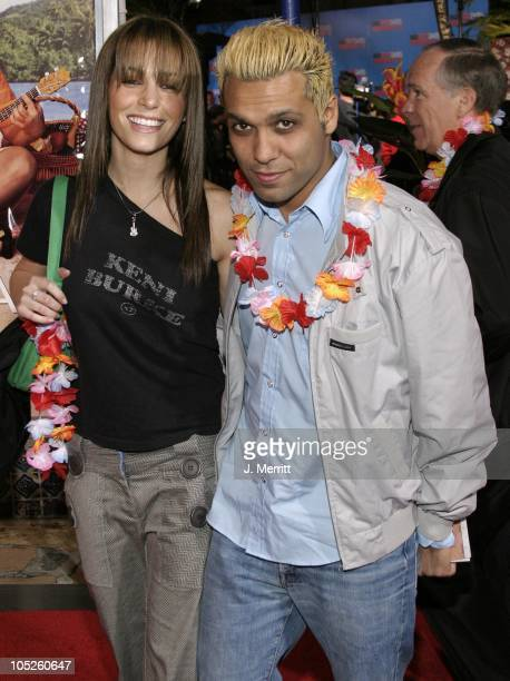 Tony Kanal of No Doubt during '50 First Dates' Los Angeles Premiere at Mann Village Theatre in Westwood California United States