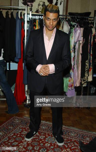 Tony Kanal of No Doubt with Hugo Boss during GRAMMY Style Studio Media Launch - Day One at Ocean Way Recording Studio in Los Angeles, California,...