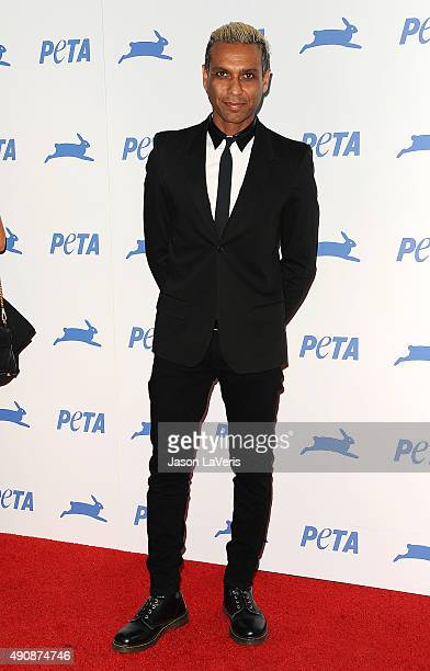 Tony Kanal of the band No Doubt attends PETA's 35th anniversary party at Hollywood Palladium on September 30, 2015 in Los Angeles, California.