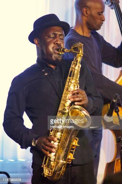 Tony Kofi Watermill Jazz Club Dorking Surrey 012219 Artist Brian O'Connor