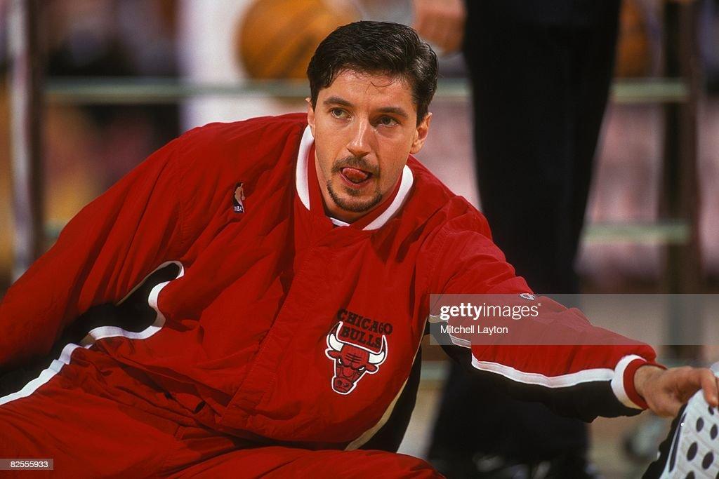 Chicago Bulls v Washington Bullets : News Photo