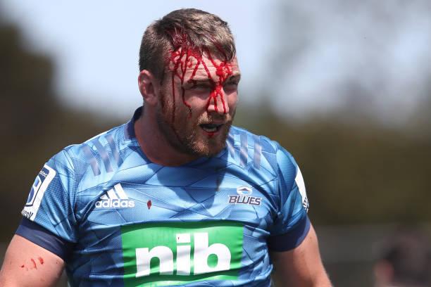 NZL: Super Rugby Pre-Season -  Blues v Hurricanes