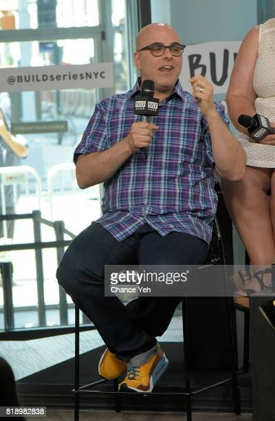 Tony Leondis attends Build series to discuss the new movie 'The Emoji Movie' at Build Studio on July 19 2017 in New York City