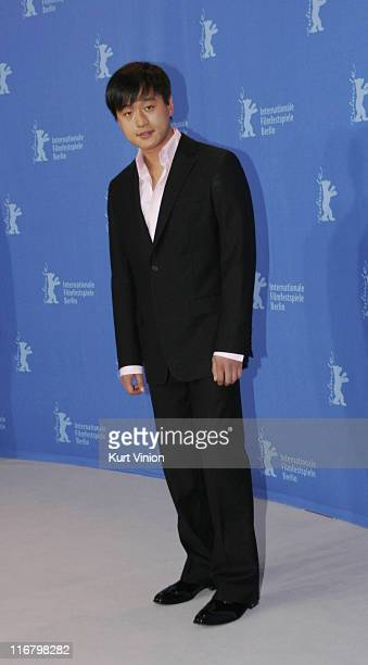 Tony Leung during The 57th Annual Berlinale International Film Festival Lost in Beijing Photocall in Berlin Germany