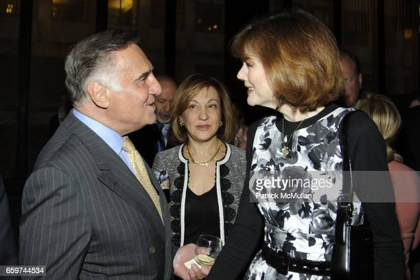Tony Lo Bianco Janice Kaplan and Norris Church Mailer attend PARADE MAGAZINE and SI Newhouse Jr honor Walter Anderson at The 4 Seasons Grill Room on...