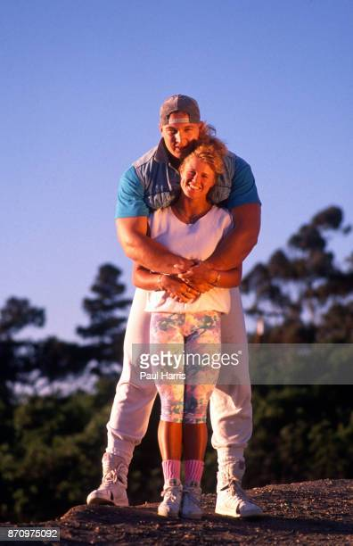 Tony Mandarich with his wife Amber Lynn is a former football offensive tackle of the NFL He was the first round draft pick of the Green Bay Packers...