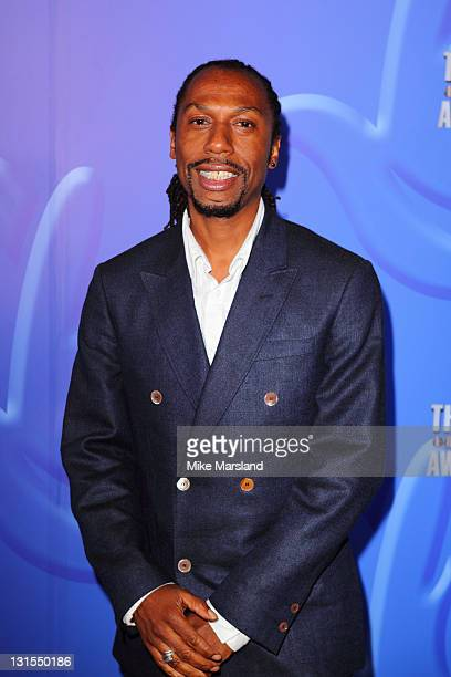 Tony Marshall attends The National Lottery Awards 2011, celebrating the UK's best Lottery-funded projects, at The London Studios on November 5, 2011...