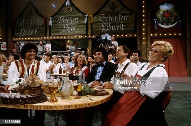 Tony Marshall Costa Cordalis Helga Feddersen Franzl Lang Maria Hellwig Publikum Laß' das doch den Tony machen Oberrheinhalle Offenburg...